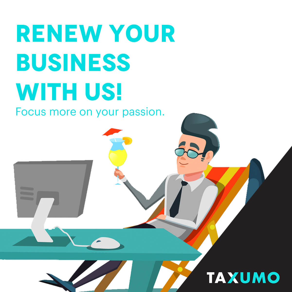 Get Your Business Permit Renewed This Coming New Year with Taxumo (Until December 30, 2019 Only)